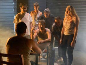 """Maquillage Cinéma – Inspiration du film """"Voyage au bout de l'enfer"""""""